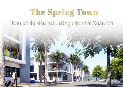 The Spring Town Xuân Mai - Tiêu điểm thị trường bất động sản Tây Nam Hà Nội
